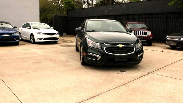 2015 Chevrolet Cruze 4dr Sdn Auto 2LT