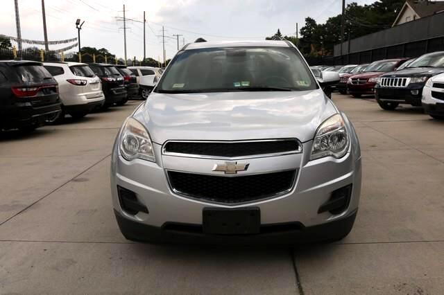 2012 Chevrolet Equinox FWD 4dr LT w/1LT