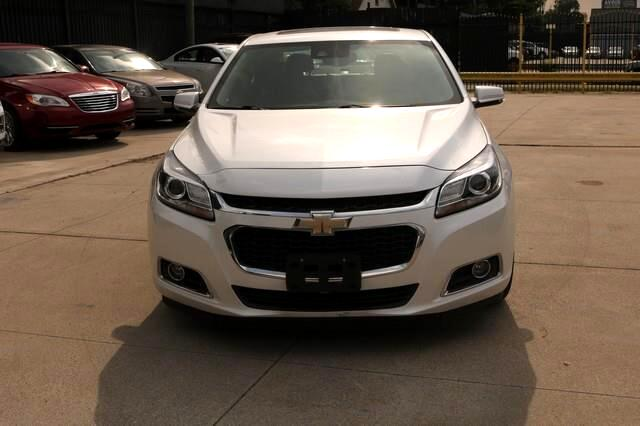 2015 Chevrolet Malibu 4dr Sdn LTZ w/2LZ