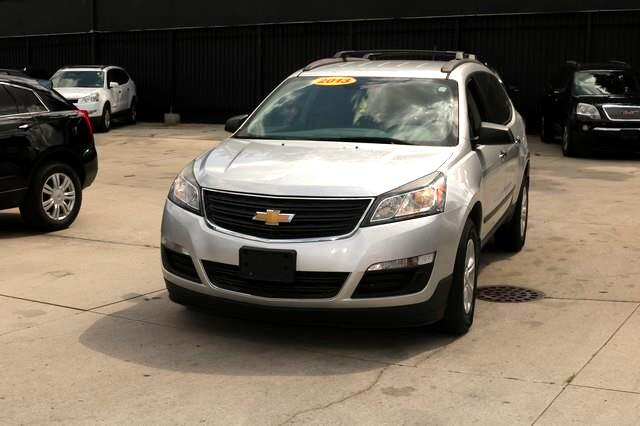 2013 Chevrolet Traverse FWD 4dr LS