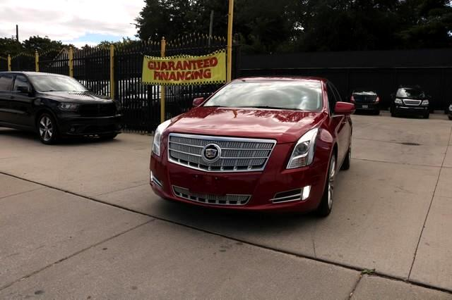 2013 Cadillac XTS 4dr Sdn Platinum AWD