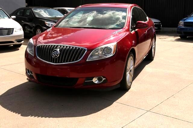 2012 Buick Verano 4dr Sdn Convenience Group