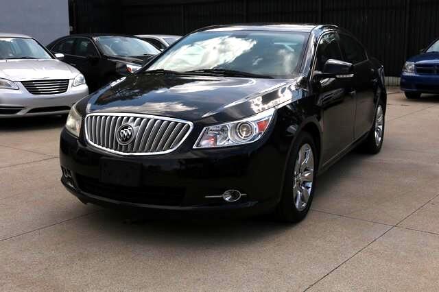 2012 Buick LaCrosse 4dr Sdn Premium 1 AWD