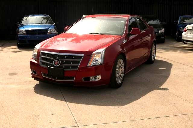 Cadillac CTS Sedan 4dr Sdn 3.6L Performance RWD 2010
