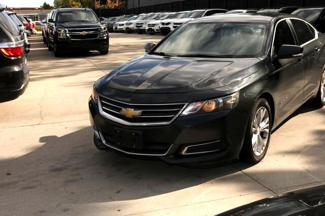 2014 Chevrolet Impala 4dr Sdn LT w/1LT