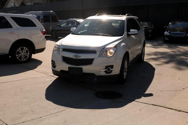 Chevrolet Equinox AWD 4dr LT w/2LT 2014