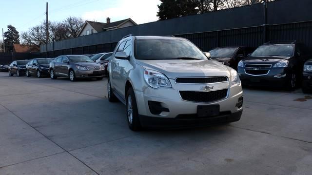 Chevrolet Equinox FWD 4dr LT w/1LT 2015