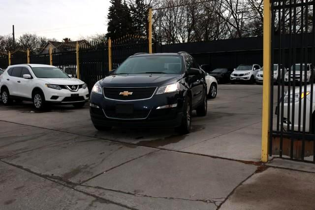 Chevrolet Traverse FWD 4dr LS w/1LS 2017