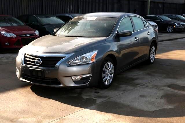 Nissan Altima 4dr Sdn I4 2.5 2015