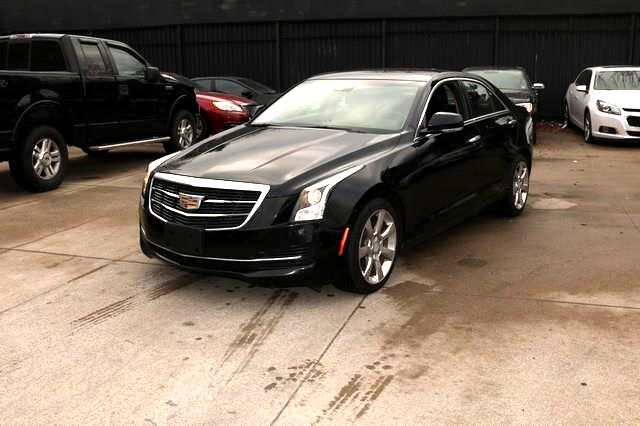 Cadillac ATS Sedan 4dr Sdn 2.0L Luxury Collection AWD 2016