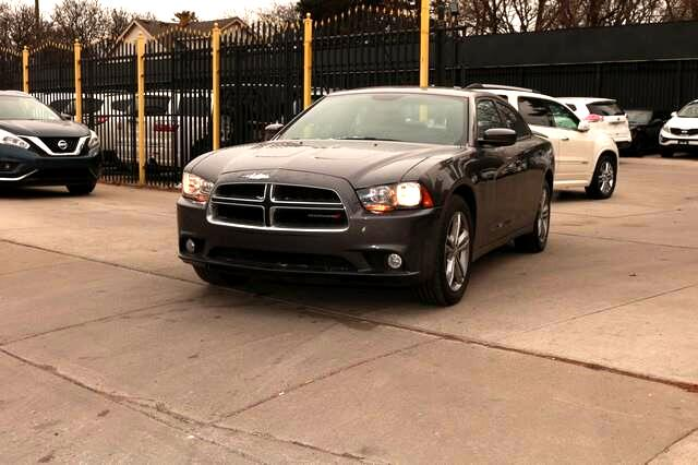 Dodge Charger 4dr Sdn SXT Plus AWD 2014