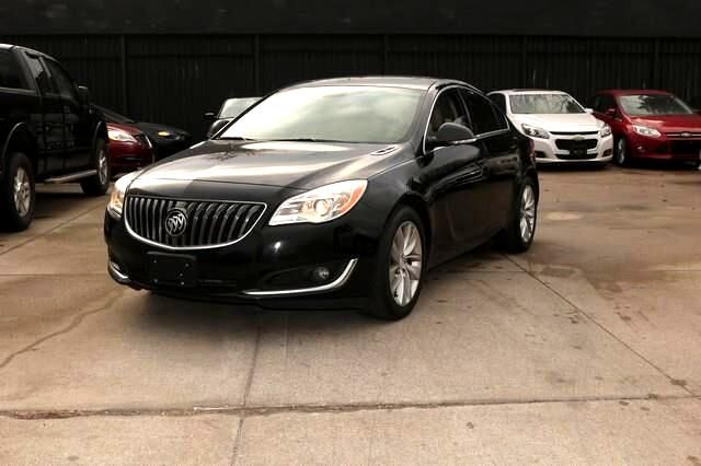 Buick Regal 4dr Sdn FWD 2015