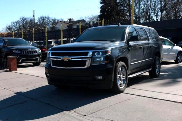 Chevrolet Suburban 4WD 4dr LT 2015