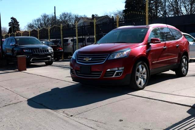 Chevrolet Traverse FWD 4dr LTZ 2014