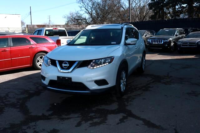Nissan Rogue AWD 4dr SV 2015