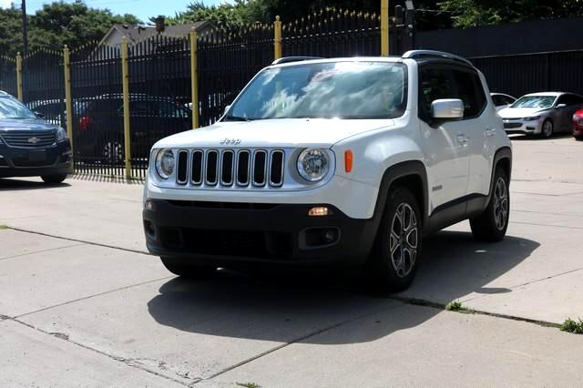 Jeep Renegade FWD 4dr Limited 2015