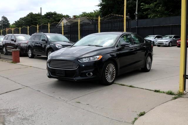 Ford Fusion 4dr Sdn Titanium FWD 2014
