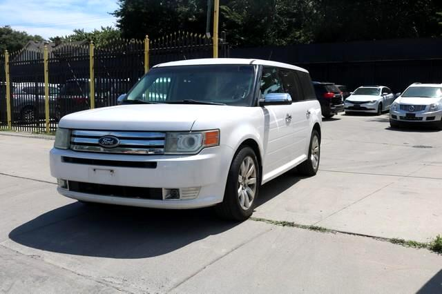 Ford Flex 4dr Titanium FWD 2011