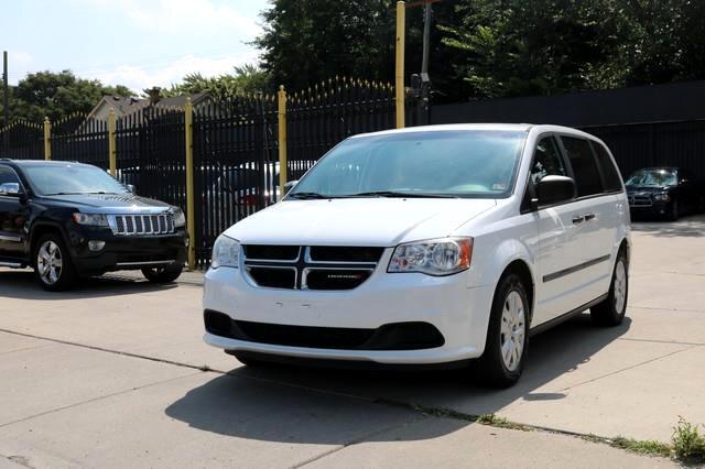 Dodge Grand Caravan 4dr Wgn American Value Pkg 2014