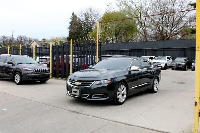 Chevrolet Impala 4dr Sdn LTZ w/1LZ 2014