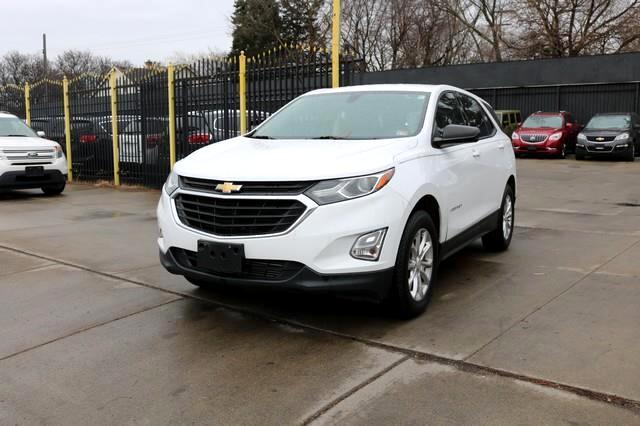 Chevrolet Equinox AWD 4dr LS w/1LS 2018
