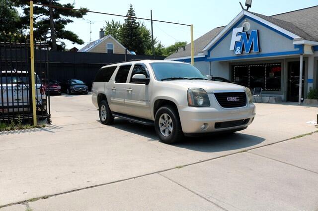 GMC Yukon XL 4WD 4dr 1500 SLT 2007