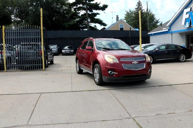 Chevrolet Equinox AWD 4dr LT w/2LT 2010