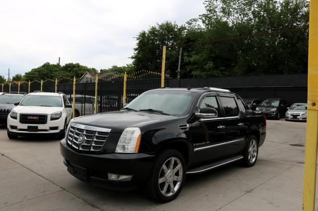 Cadillac Escalade EXT AWD 4dr 2009