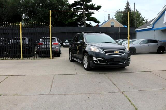 Chevrolet Traverse AWD 4dr LT w/1LT 2014