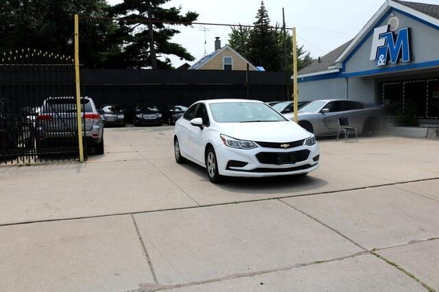Chevrolet Cruze 4dr Sdn Auto LS 2016