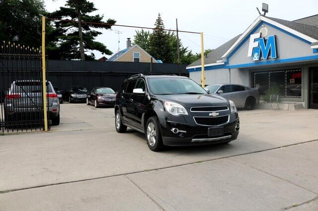 Chevrolet Equinox AWD 4dr LTZ 2012