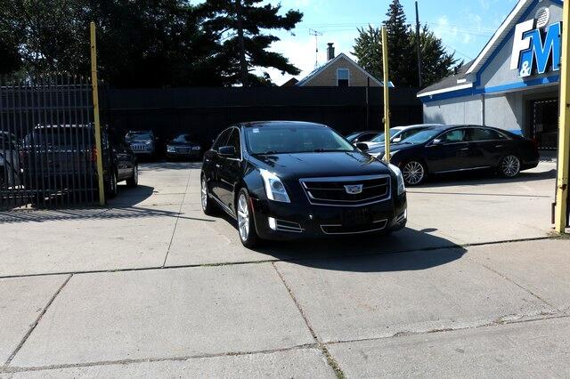 Cadillac XTS 4dr Sdn Luxury FWD 2017