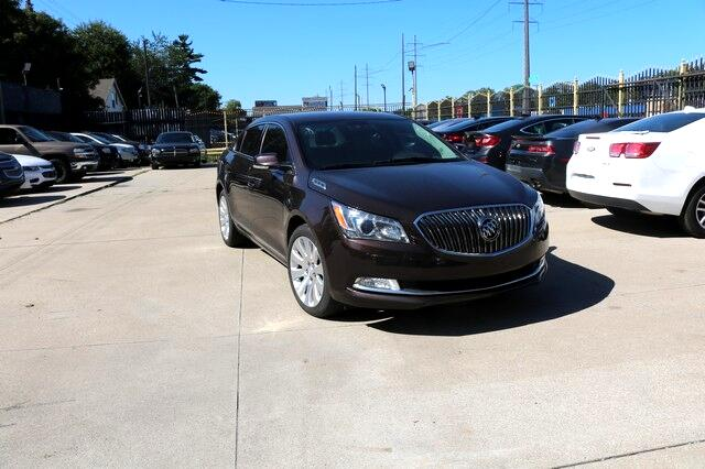 Buick LaCrosse 4dr Sdn Leather AWD 2015