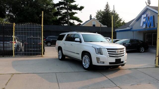 Cadillac Escalade ESV 4WD 4dr Platinum 2015