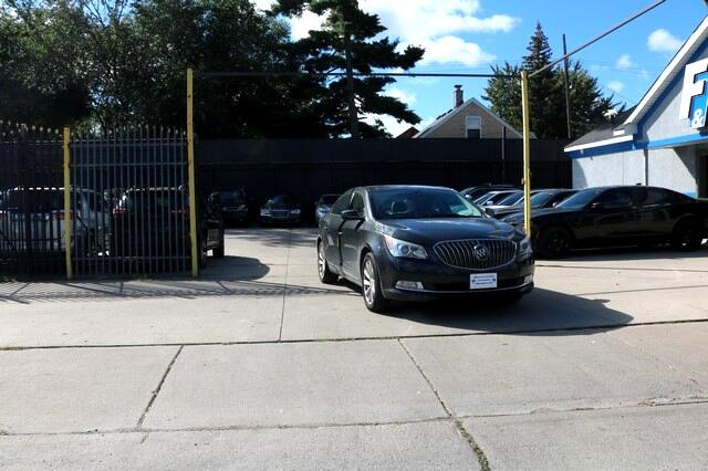 Buick LaCrosse 4dr Sdn Base FWD 2014