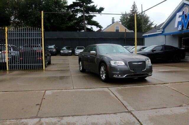 Chrysler 300 4dr Sdn 300C AWD 2016