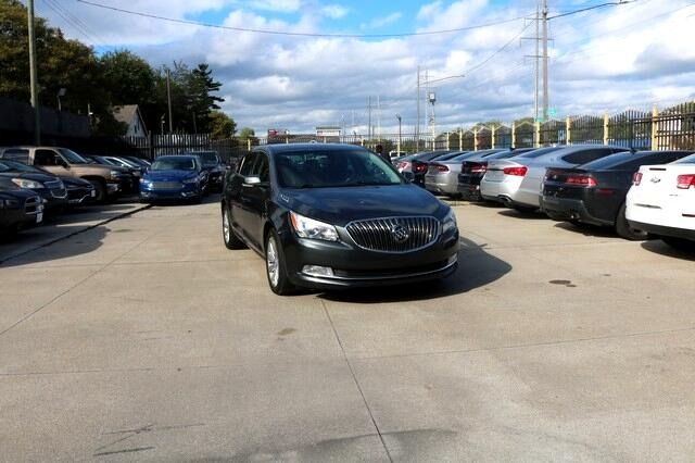 Buick LaCrosse 4dr Sdn Leather FWD 2016