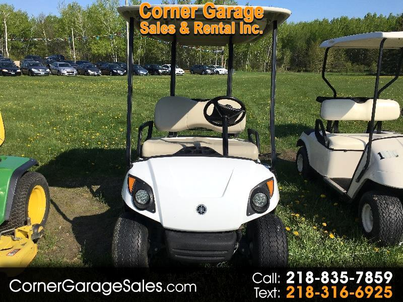 Yamaha Golf Cart Gas 2009