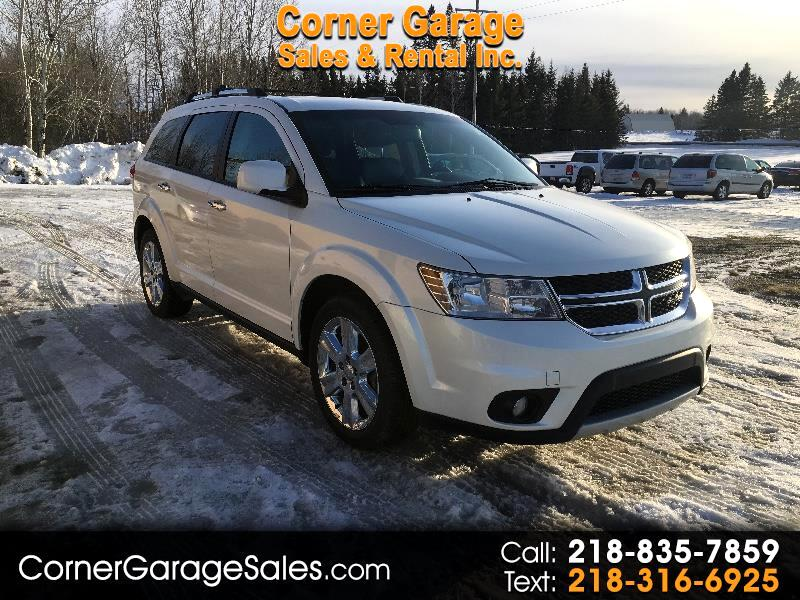 2014 Dodge Journey AWD 4dr R/T