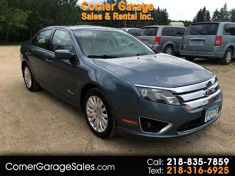 2012 Ford Fusion 4dr Sdn Hybrid FWD
