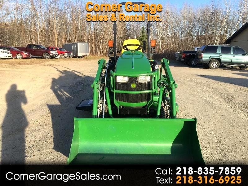 John Deere Tractor  2015