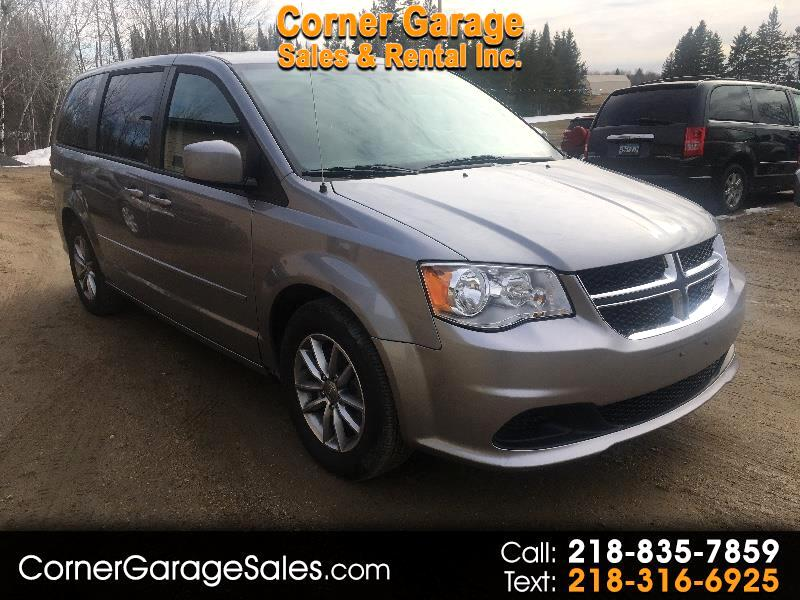 Dodge Grand Caravan 4dr Wgn SE Plus 2016