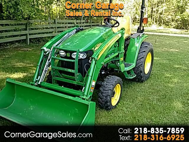2012 John Deere Tractor