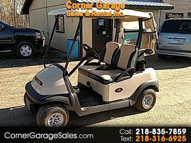 Club Car Golf Cart Base 2009