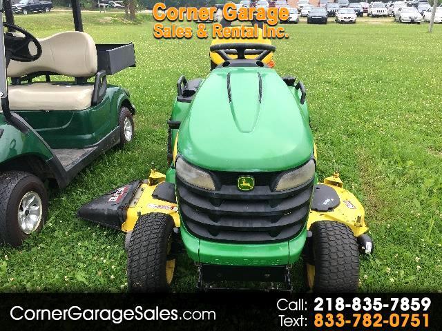 2007 John Deere Tractor X540