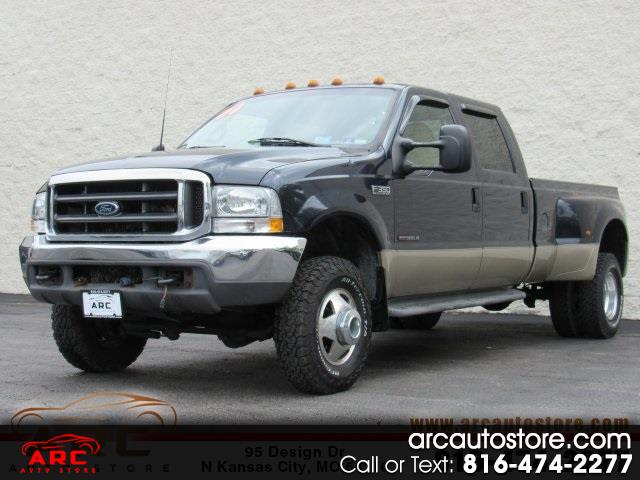 2000 Ford F-350 SD Lariat Crew Cab Long Bed 4WD DRW