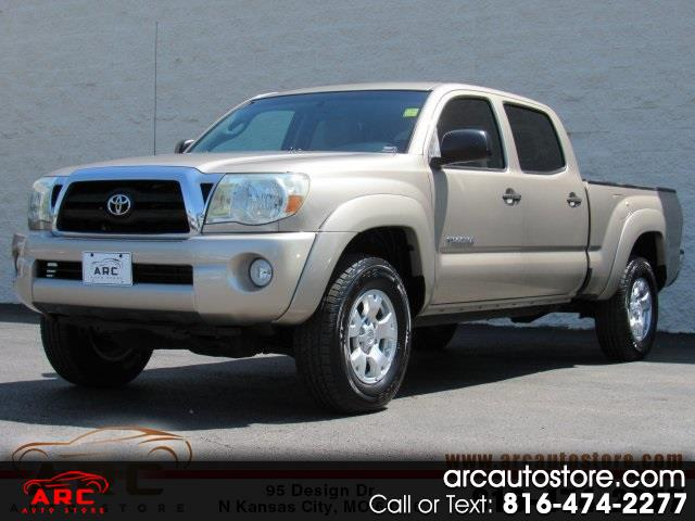 2008 Toyota Tacoma Double Cab Long Bed V6 Auto 4WD