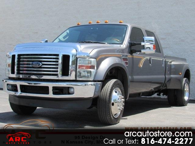 2008 Ford F-450 SD Lariat