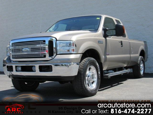 2005 Ford F-250 SD Lariat