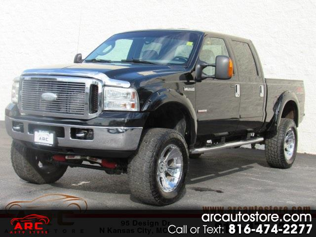 2007 Ford F-250 SD Lariat